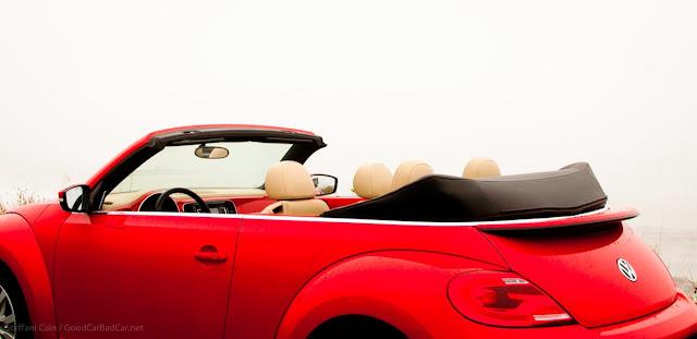 2013 Volkswagen Beetle Convertible tonneau cover