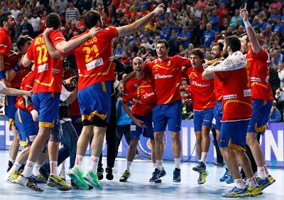 Spanish Handball