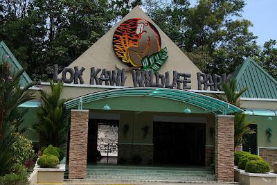 Wordless Wednesday # 8 Lok Kawi Wildlife Park