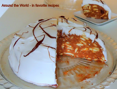 Around the World - in favorite recipes: Special Cakes/ Torte