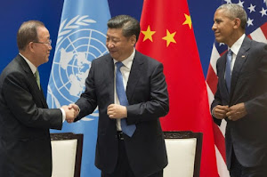 US, China join climate deal in 'turning point' for planet