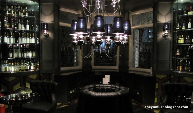 The Den, Whisky Bar, Macalister Mansion, Georgetown, Penang