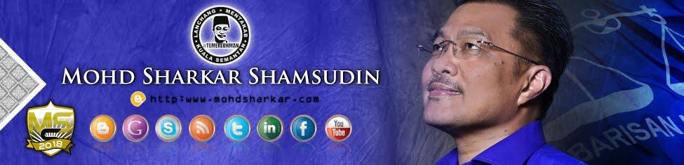 Mohd Sharkar's Personal Blog