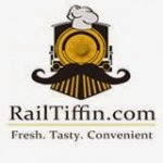 Groupon: Buy Get Up to Rs.300 OFF at RailTiffin, Order Online OR Via Phone for Rs. 18