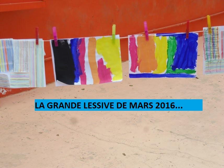 Grande Lessive 2016