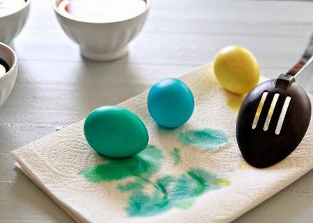 Como Teñir Huevos para Pascua, Paso a Paso