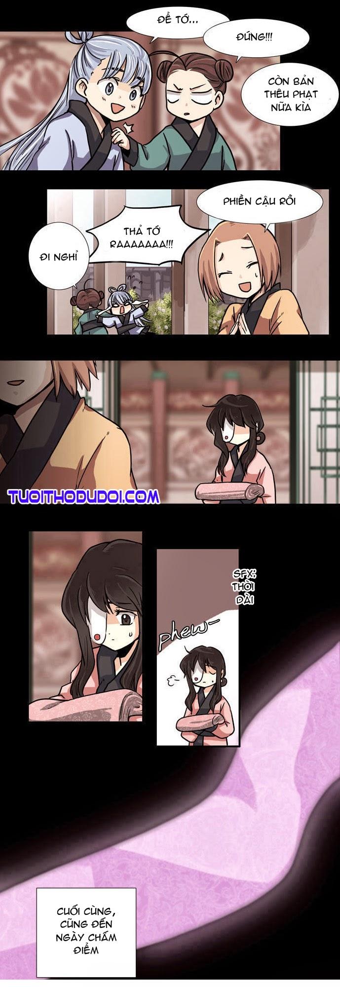 TruyenHay.Com - Ảnh 10 - Ngưu Lang - Chức Nữ Chap 23