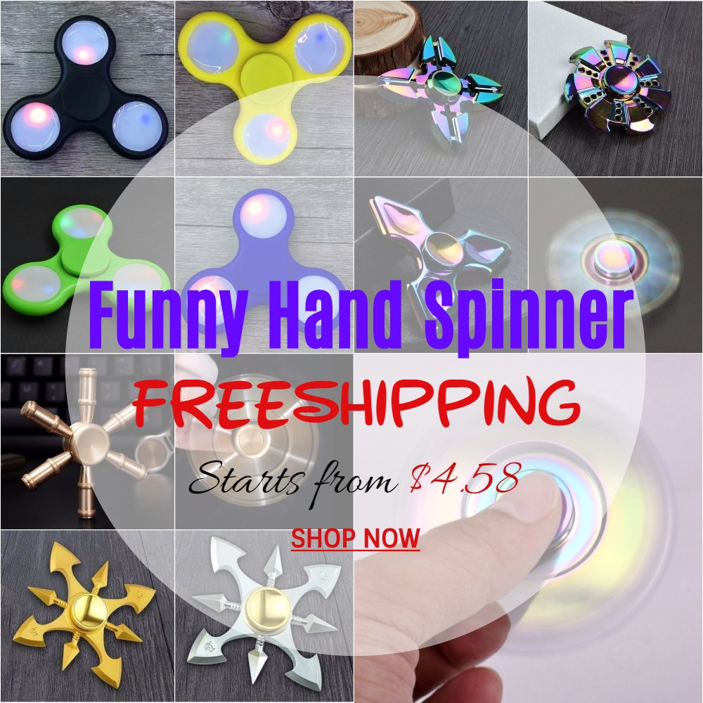Funny Hand Spinner