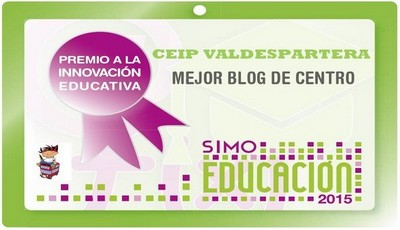 ¡Somos ganadores en los premios SIMO Educación 2015!