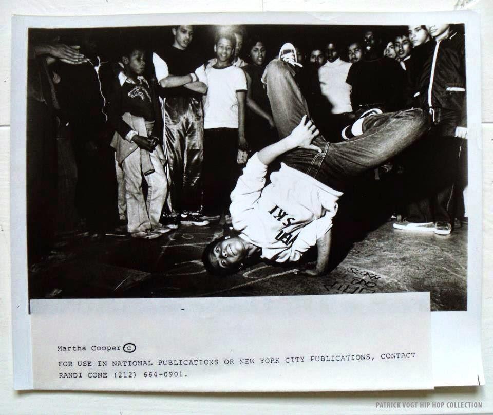 Rock Steady Crew classic pics