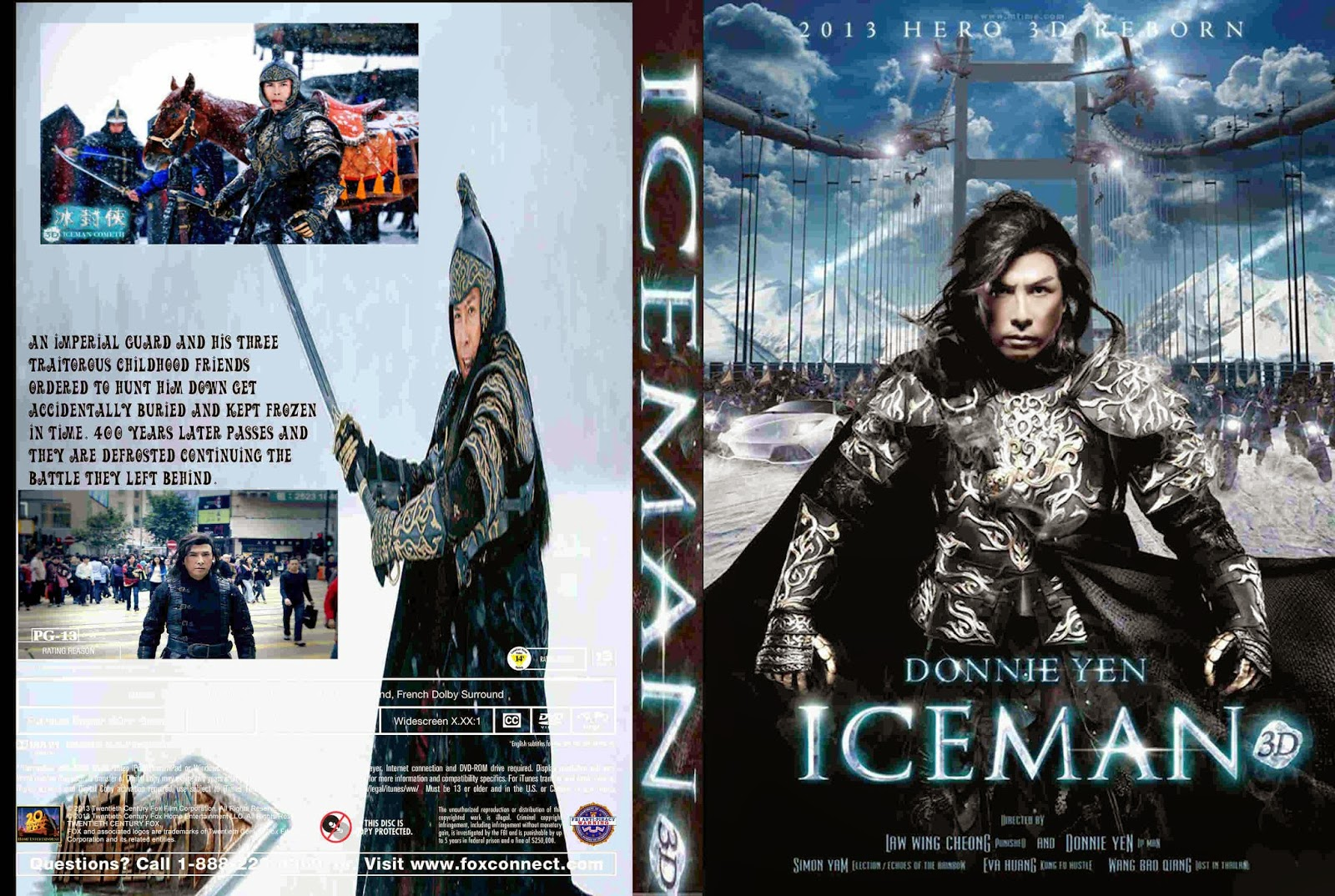 Images For > Ice Man 2014