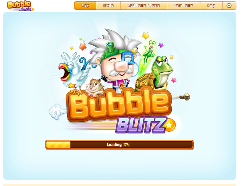 Bubble Blitz Facebook Cheats