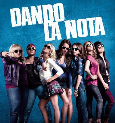 Invitaciones preestreno de cine de DANDO LA NOTA