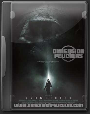 Prometheus (TS Inglés Subtitulado) (2012)
