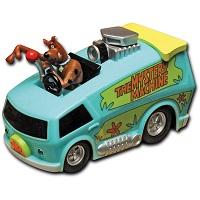 Carrinho Máquina do Mistério Scooby Doo DTC