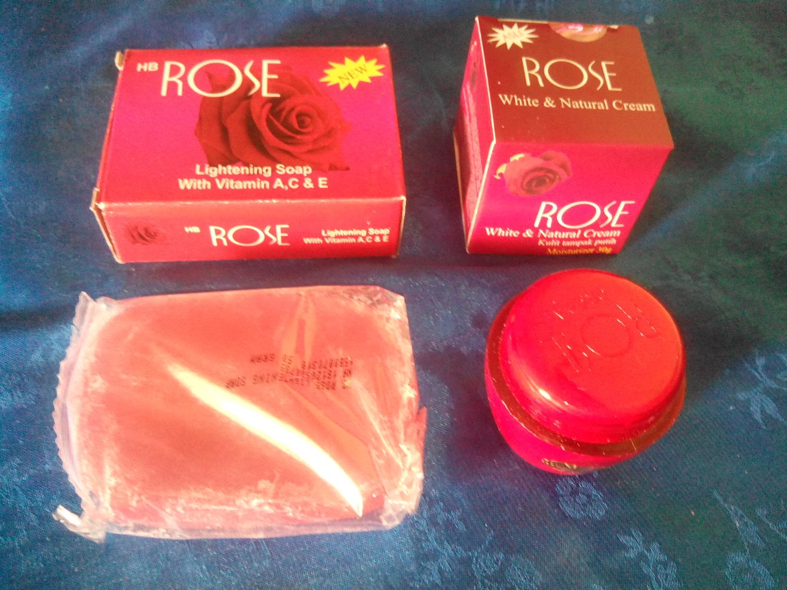 Solocosmetik Sabun Rose Kecil Herbal Gambar Tambahan