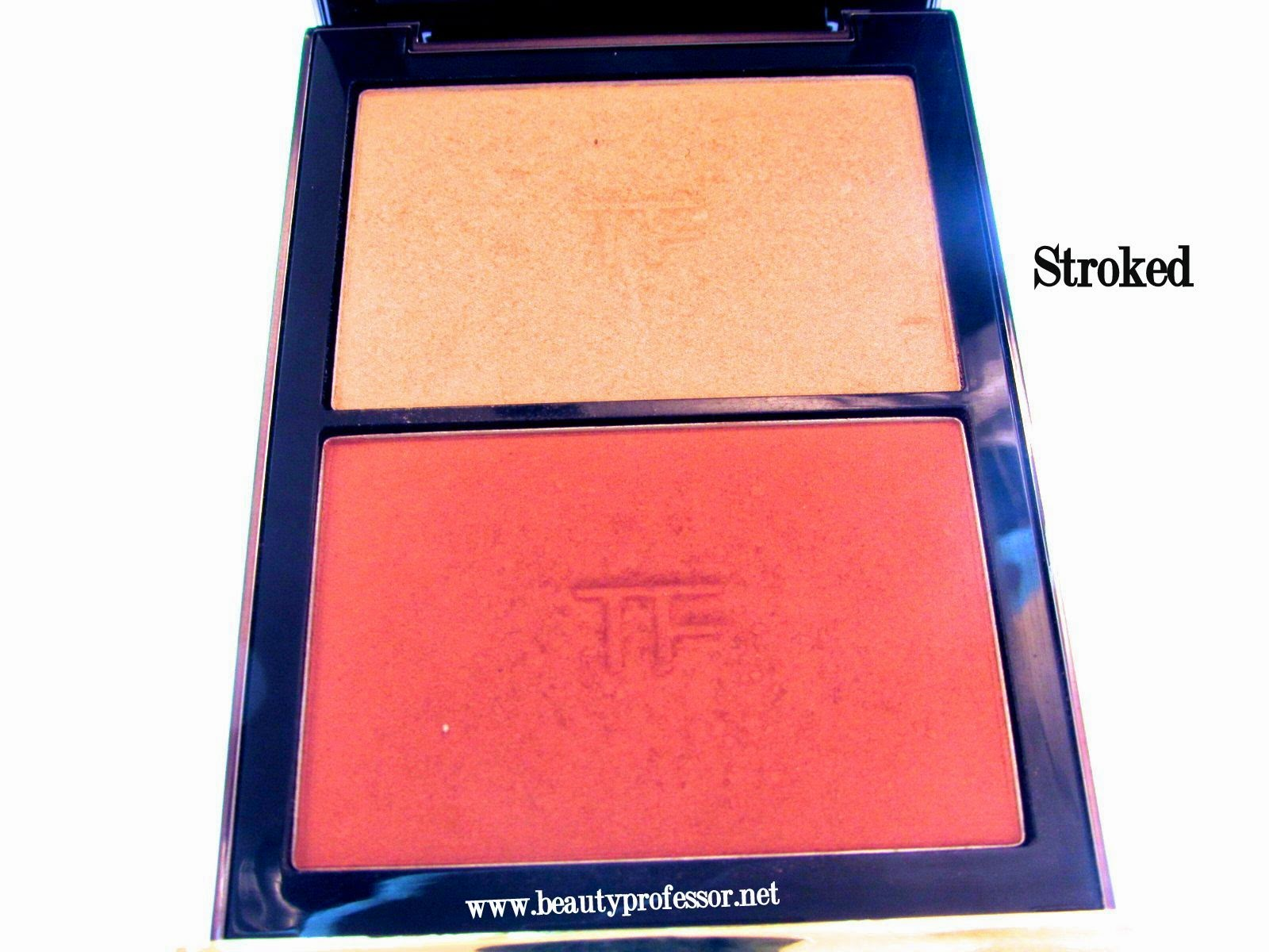 tom ford contouring cheek color duo stroked swatches