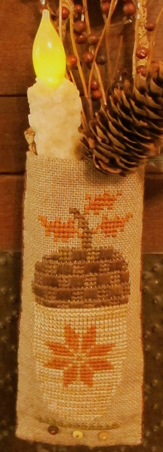 Oh Joyful Autumn Hanging Pocket~ $6.50