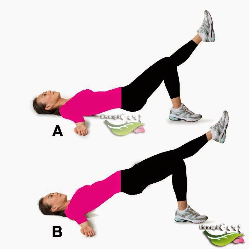 cara mengecilkan pinggul dan perut