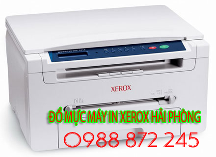 do muc may in Xerox