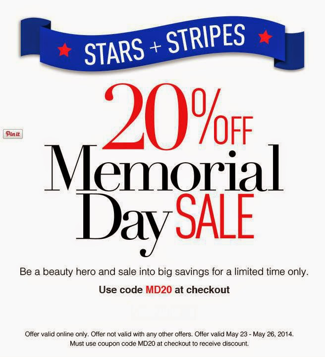 20% OFF Sigma Memorial Day Sale