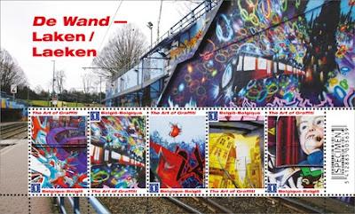 graffiti laeken