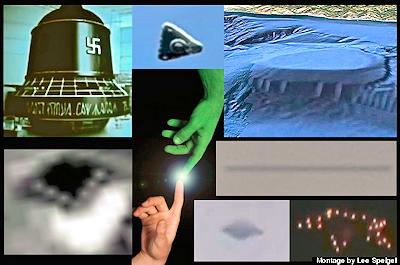 UFO Montage (2014) By Lee Speigel