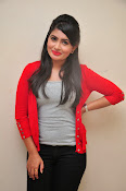 Angie James Telugu cinema Actress Photos-thumbnail-11
