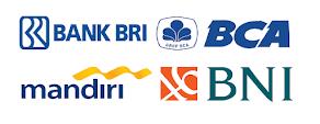 Pembayaran Transfer Bank :