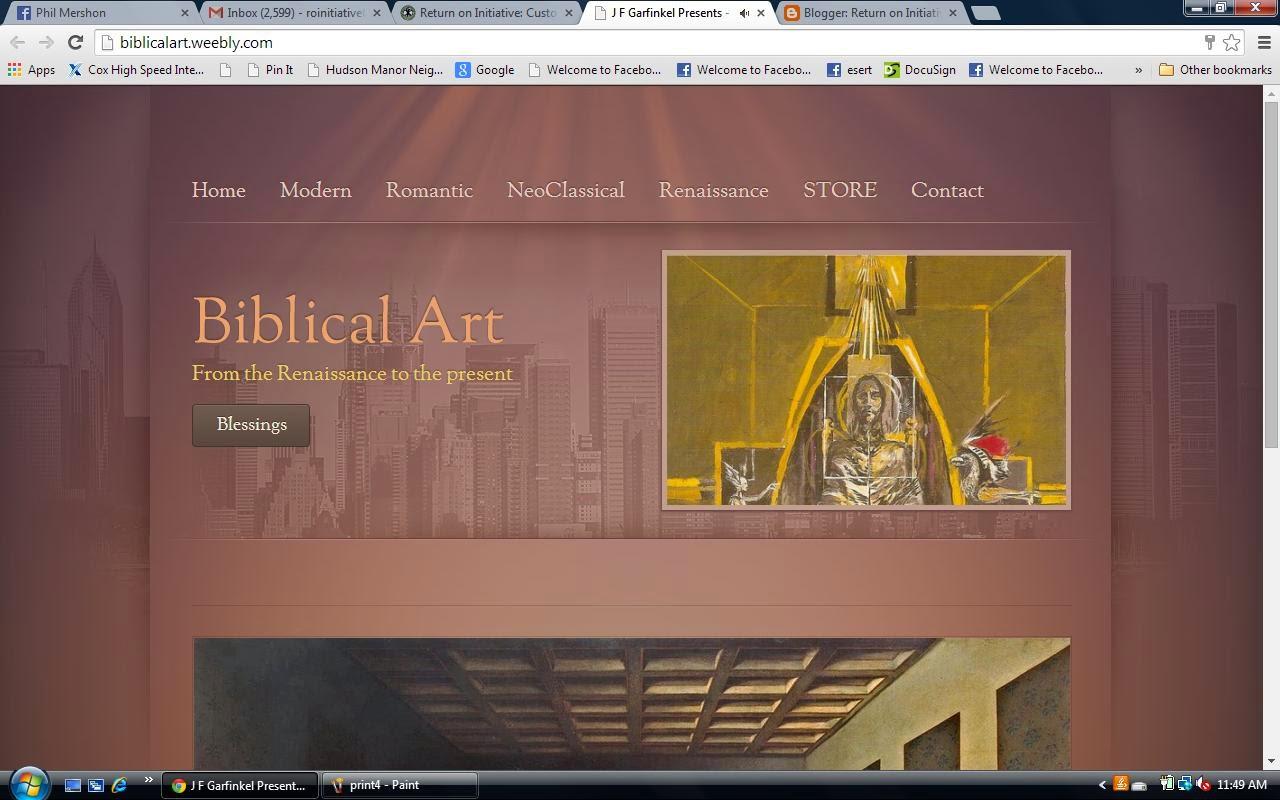 Biblical Art