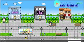 Hình ảnh khu giải Trí trong game avatar online