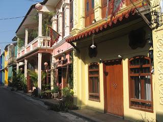 Thailand - Old Phuket Town