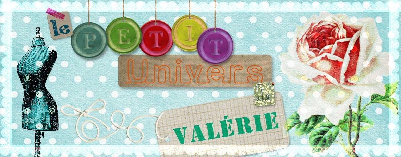 Le petit univers de Valérie
