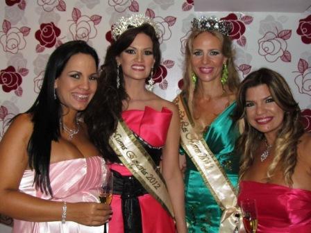 DiariodelCaribe: Merecido brindis a la actual Sra. Nueva Esparta