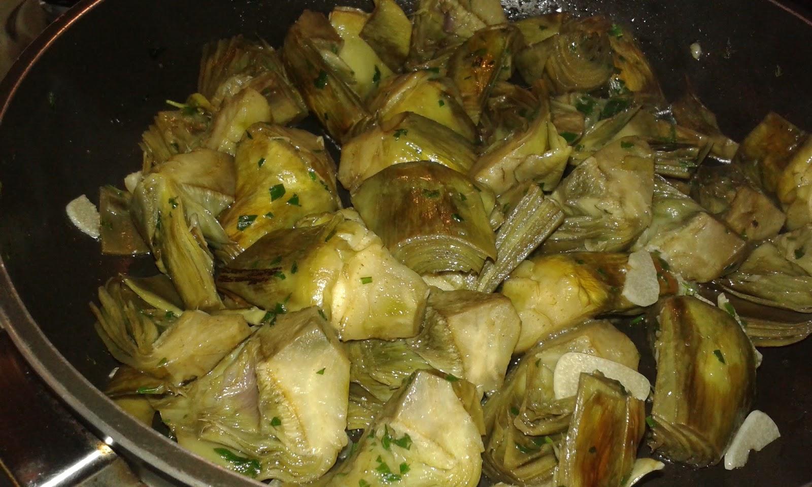 Come cucinare i carciofi