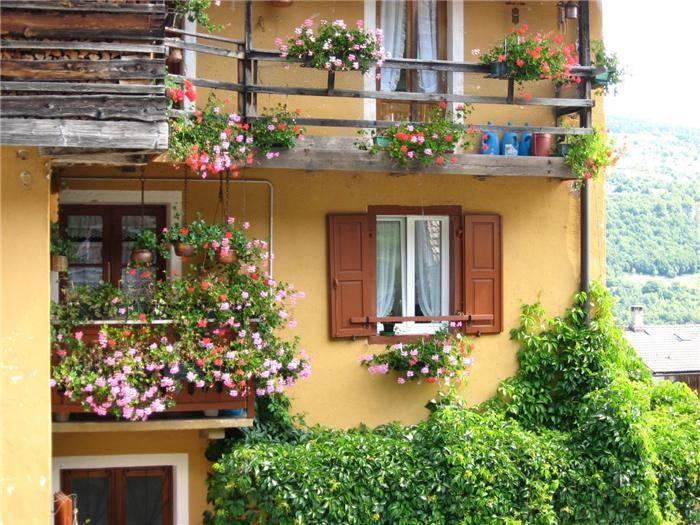 Beautiful balcony gardens kerala home design and floor plans for Beautiful balcony design
