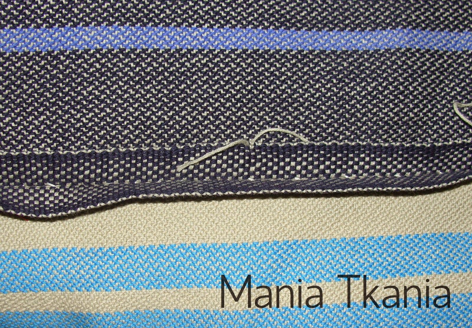 splot panama / basket weave