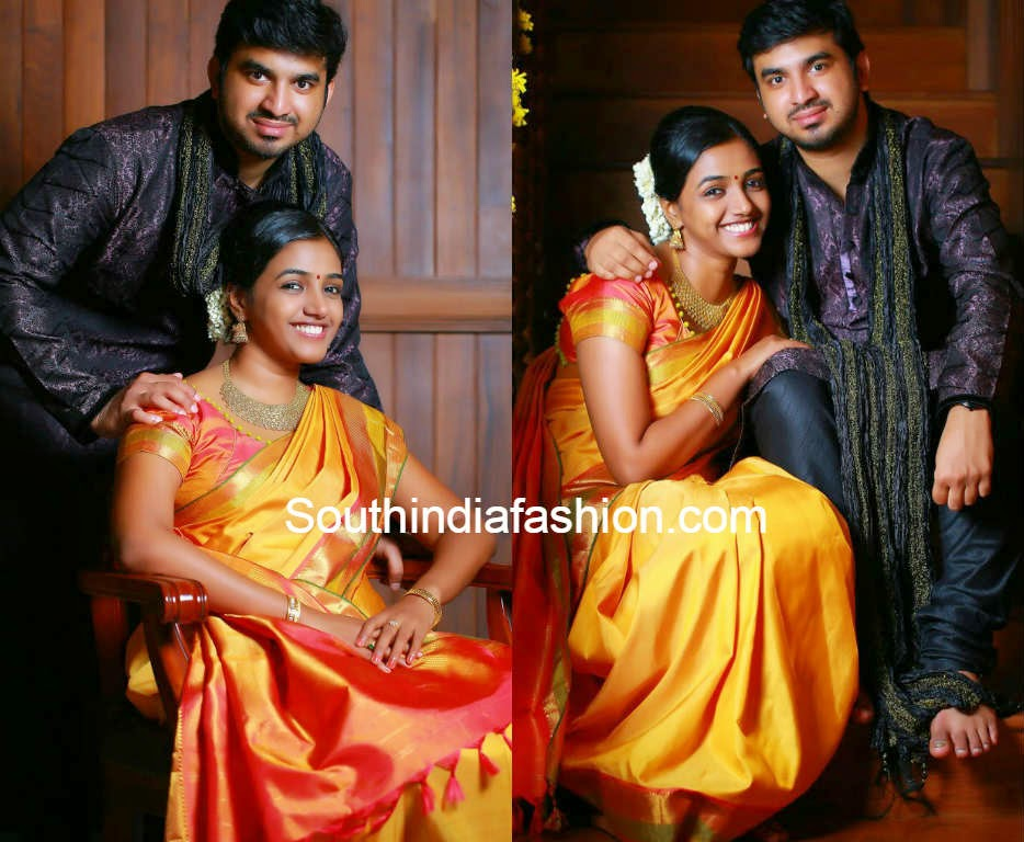 annapurna lekha pillai engagement