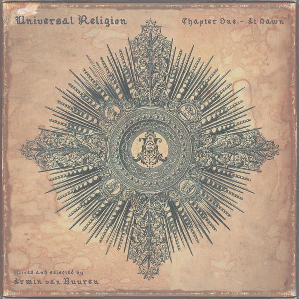 Armin van Buuren - Universal Religion Chapter One Cover