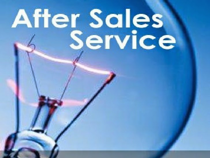 cara memberikan after sales service