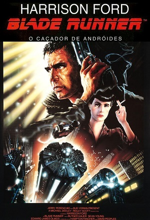 Blade Runner: O Caçador de Andróides BluRay Filmes Torrent Download capa