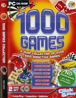 Baixar 1000 GAMES COLLECTION: PC Download games grátis