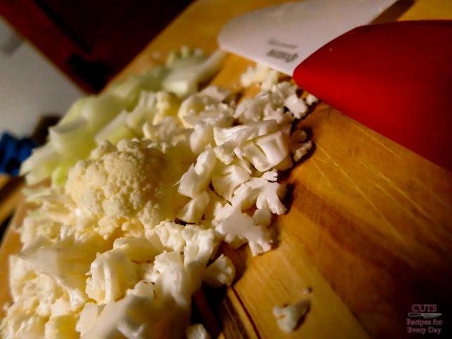 Quinoa Cauliflower