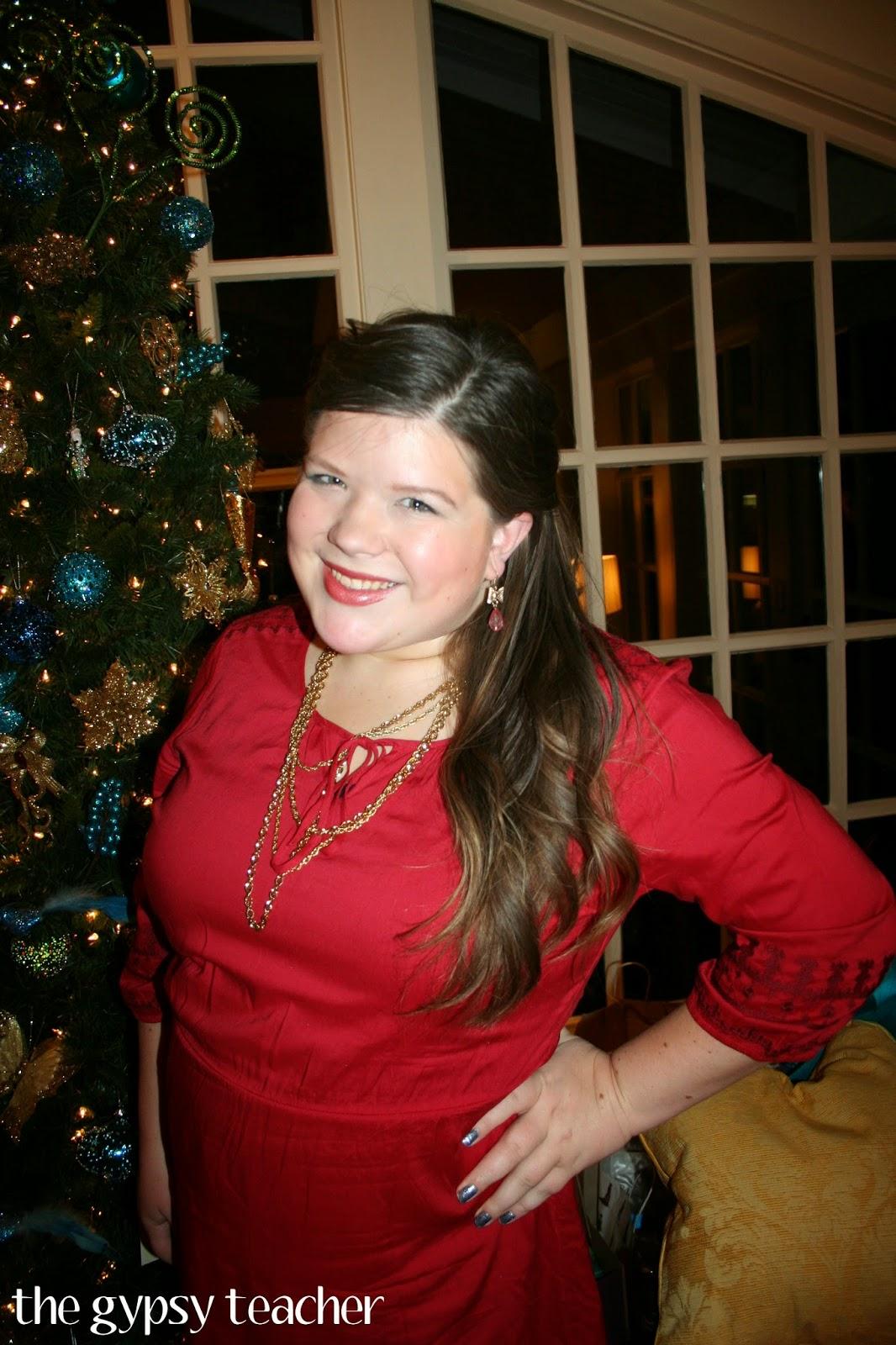 Christmas 2013 - The Gypsy Teacher
