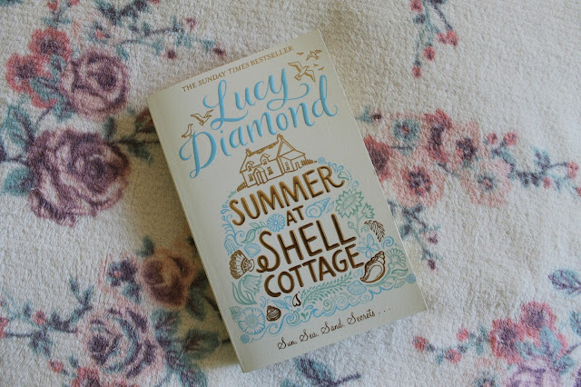 Summer At Shell Cottage By Lucy Diamond Review