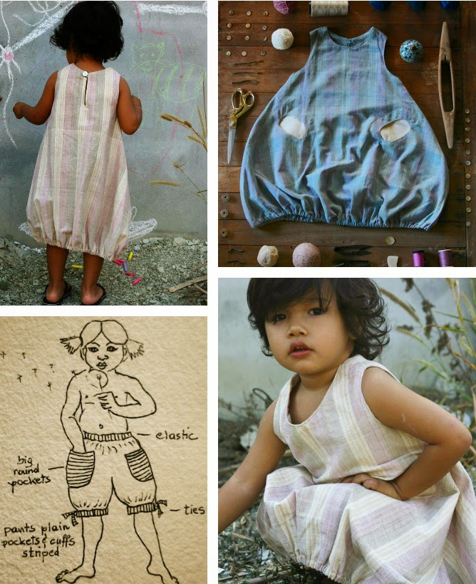 Vermilio - Kickstarter project with ethical, sustainable and soulful kidswear