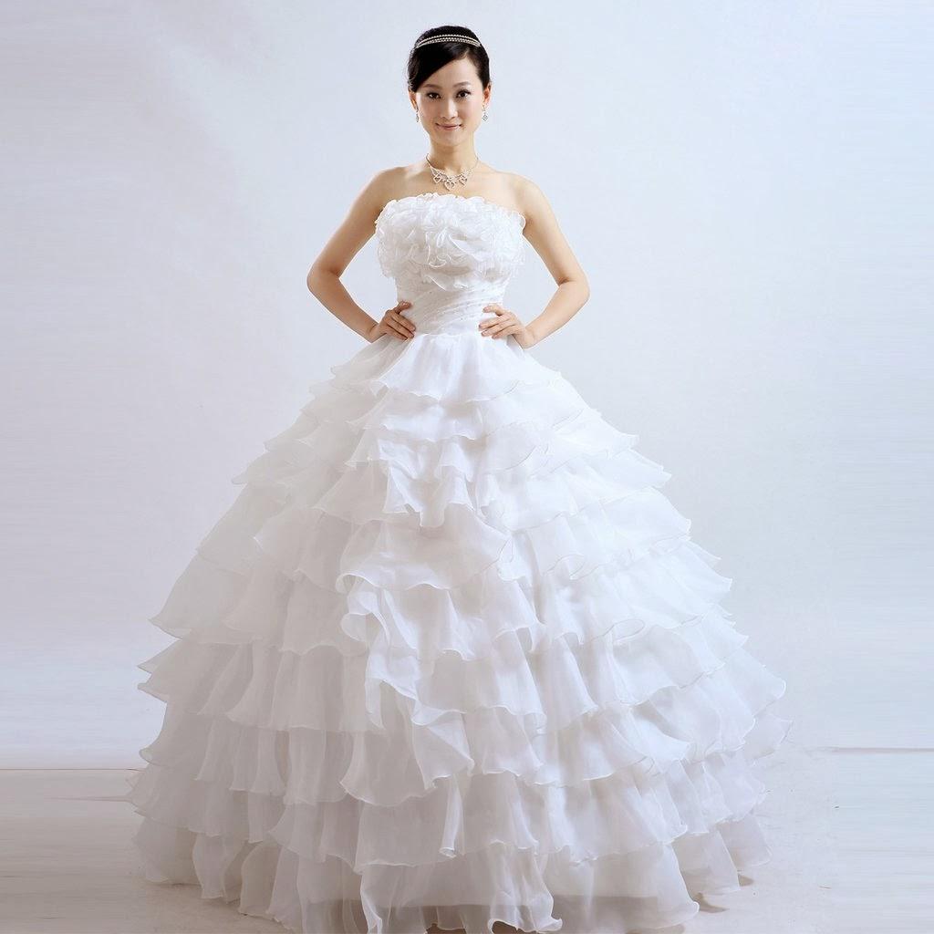Wedding Dress Perfect White Wedding Dress