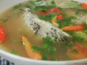 Resep Masakan: Sup Ikan