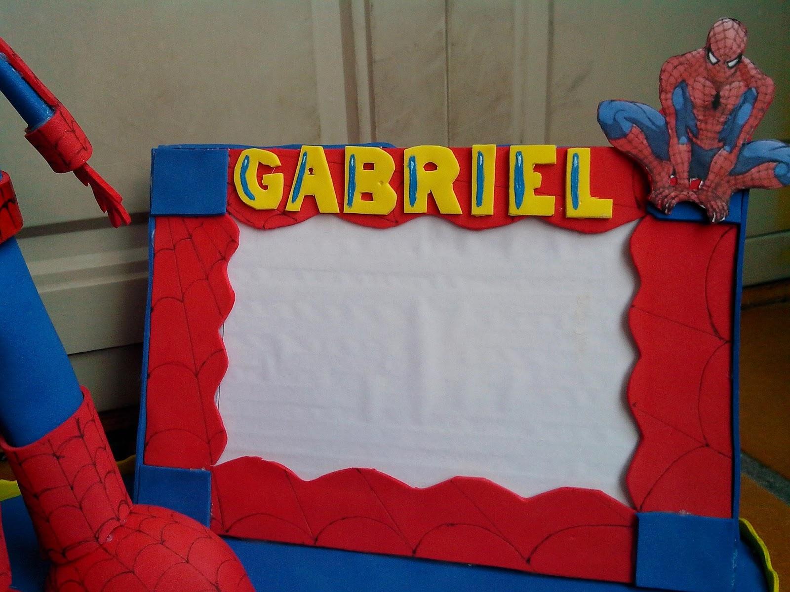Excepcional Marcos De Cuadros De Spiderman Festooning - Ideas ...