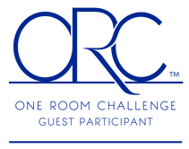 One Room Challenge Guest Participants, Fall 2015, Week 1